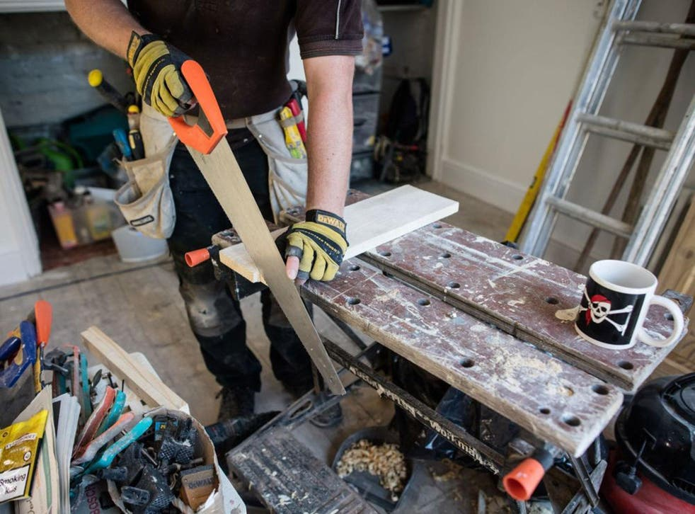 Environmental health officers recommend noisy DIY should only take place between 8am and 6pm on weekdays