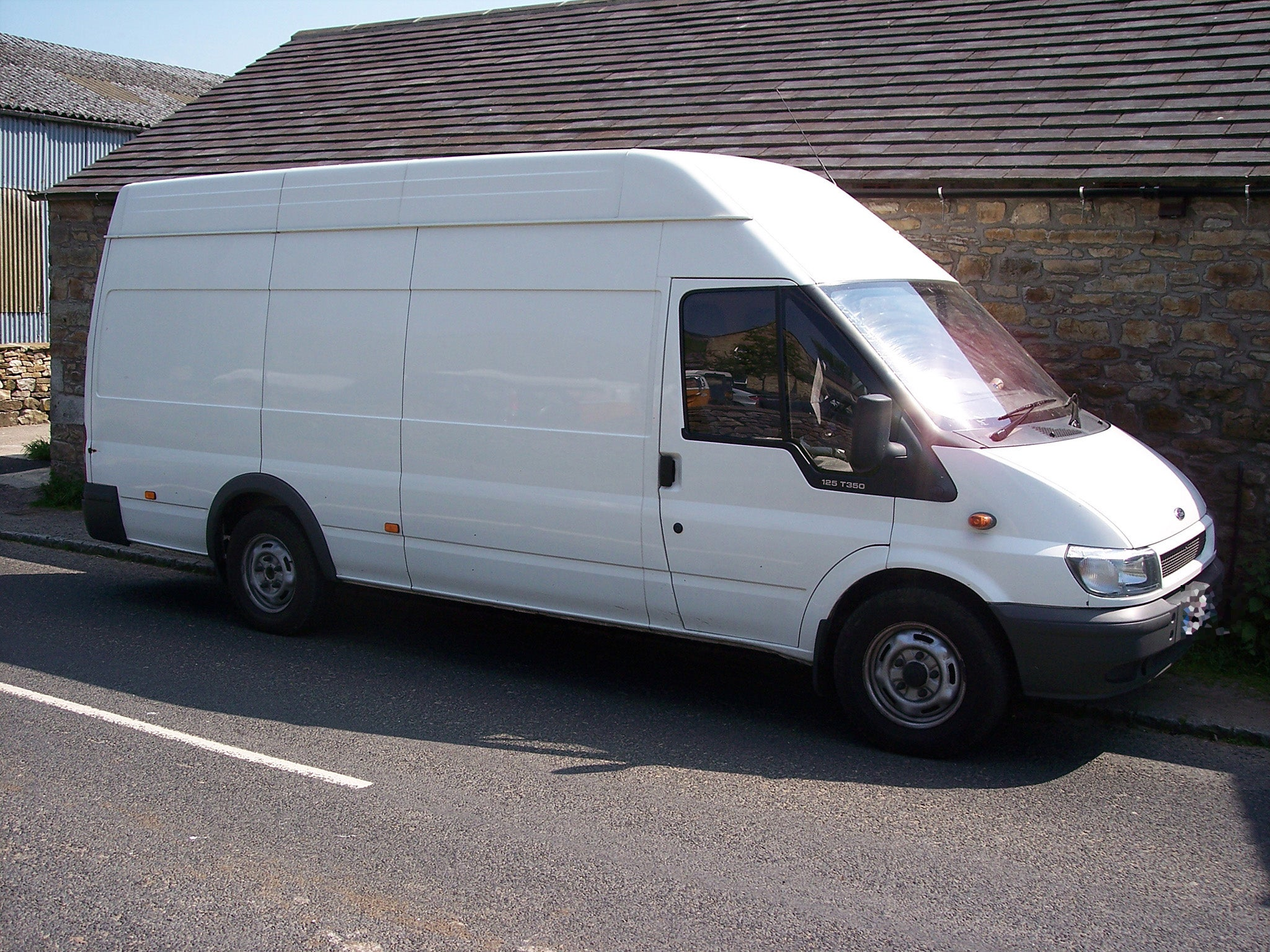 Parents Warned Of Man In White Van Who Tried To Snatch