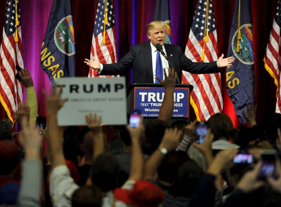 Donald Trump's vision for America's future and his policies are contrary to the gospel