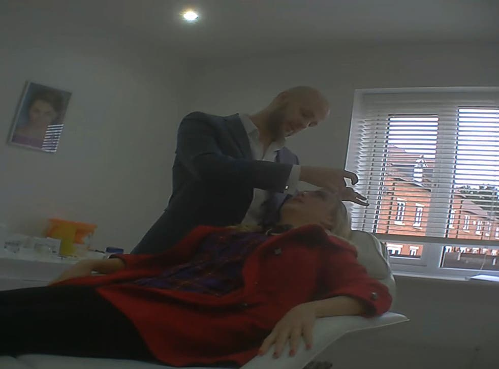 BBC Inside Out catches struck-off nurse offering backstreet Botox