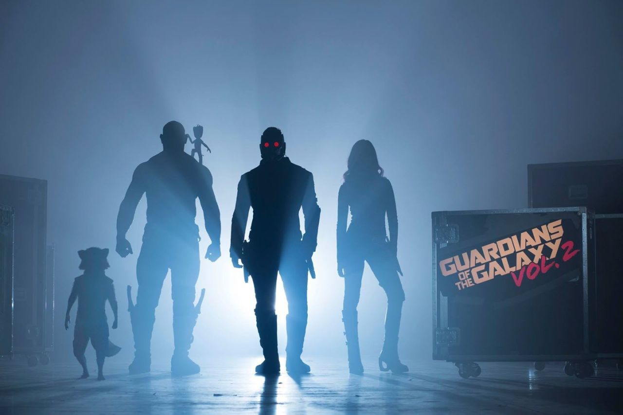 Guardians of the Galaxy Vol. 2 concept art reveals Nebula, Yondu and Mantis have joined Star Lord's team