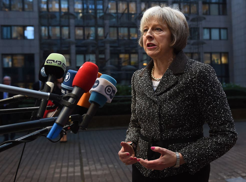 Theresa May's Extremism Bill will be introduced in the Queen's Speech tomorrow