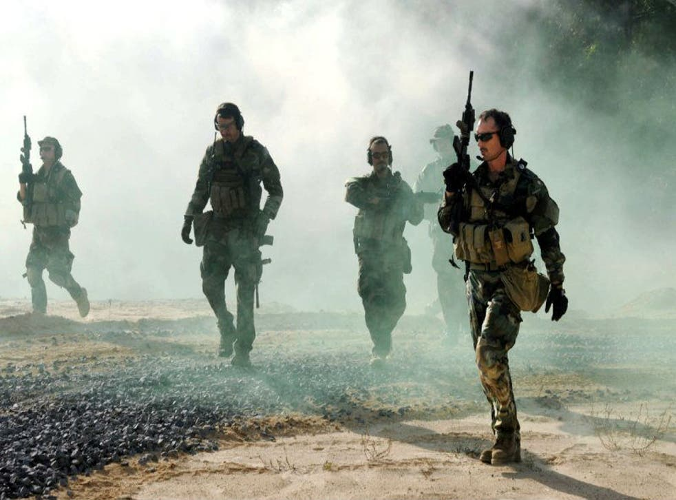 SEAL Team Six will join other elite US military units in annual training exercises