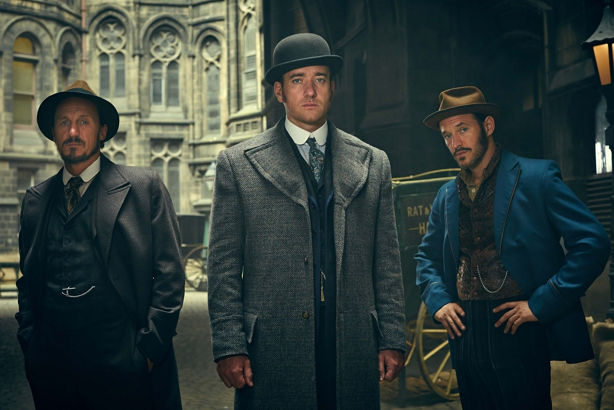 Amazon 39 s ripper street is ending with season 5 the - Home design shows on amazon prime ...