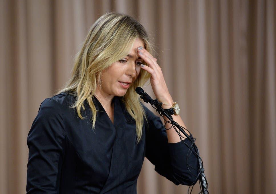 Meldonium: Maria Sharapova tests positive for banned substance ...