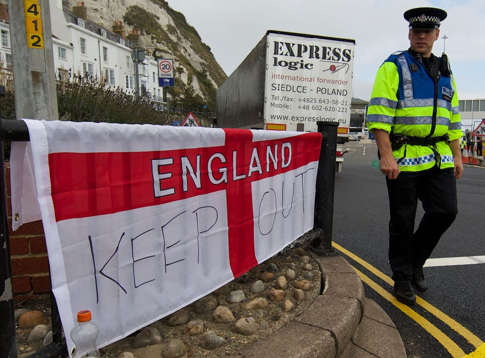 Last year's refugee crisis led to a 126 per cent increase in detentions at the UK's main holding facility in Dover