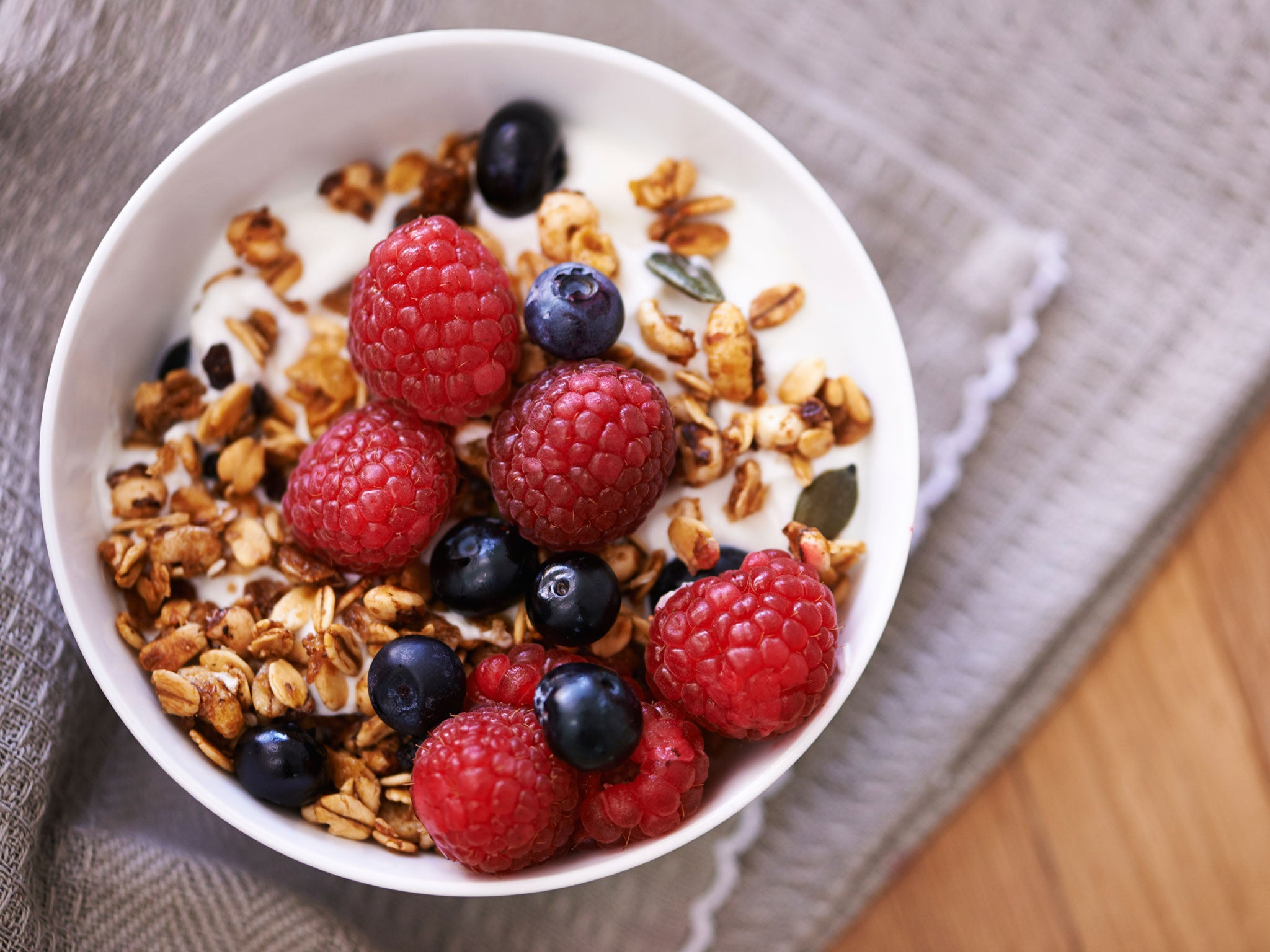 Why You Need To Stop Eating Granola For Breakfast