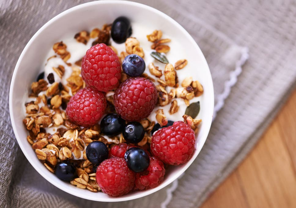 Why you need to stop eating granola for breakfast, according