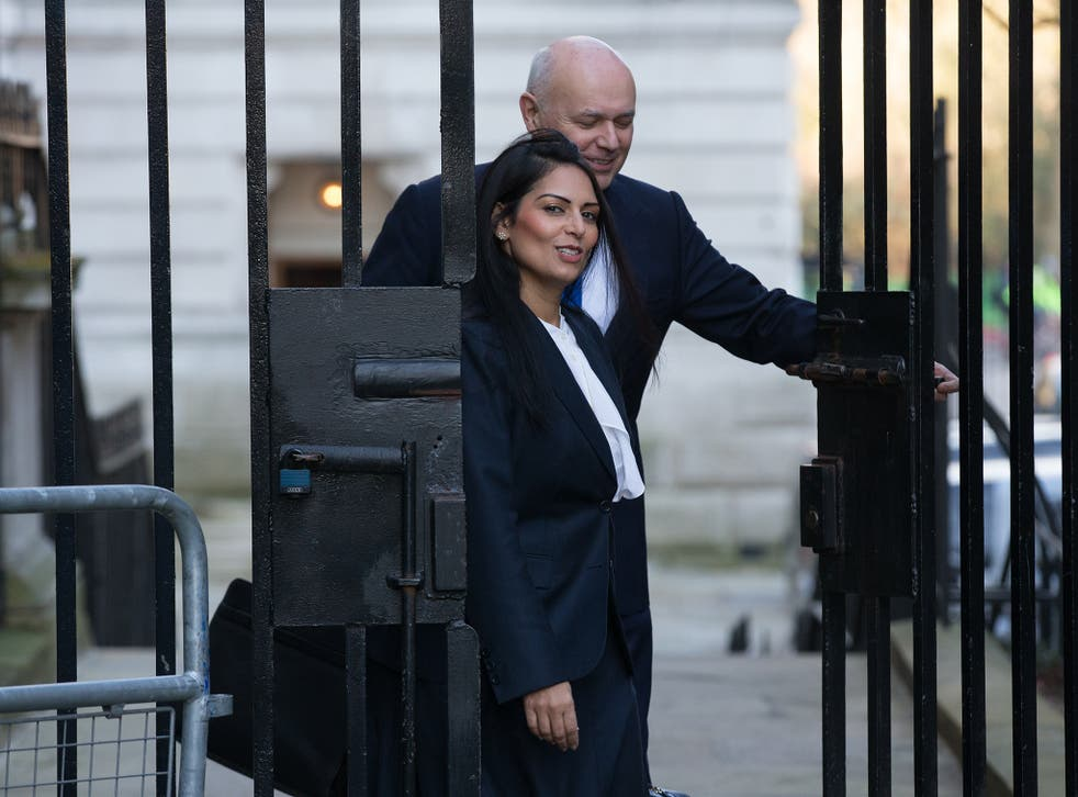 Priti Patel, the Employment Minister, insisted the Government must press ahead with the plans to cut ESA