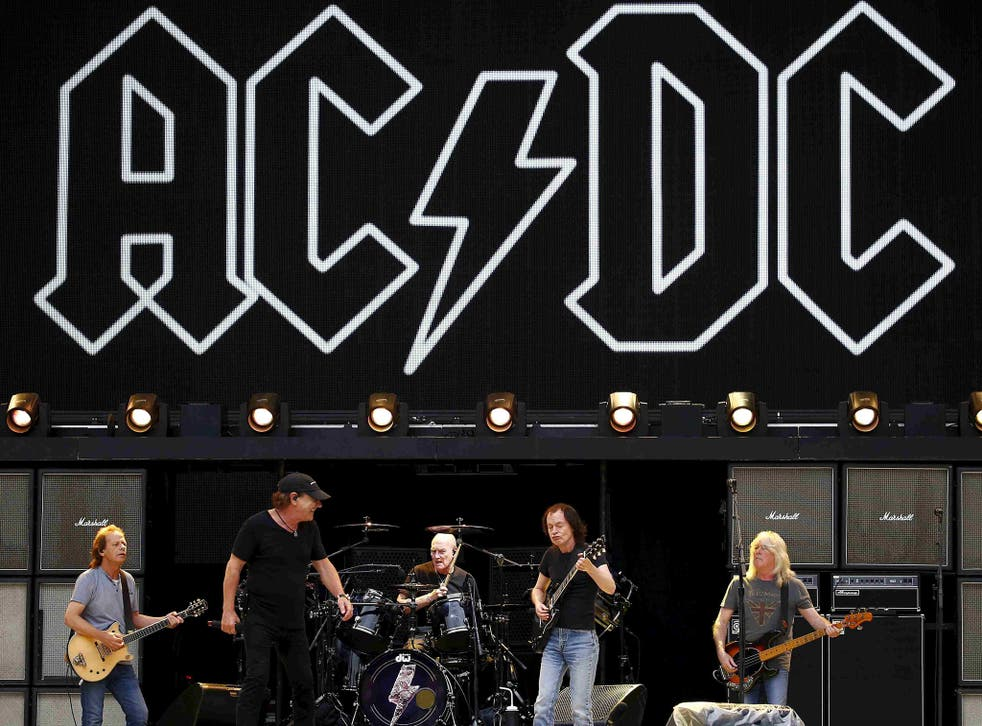 AC/DC are now facing their lead singer's incipient deafness