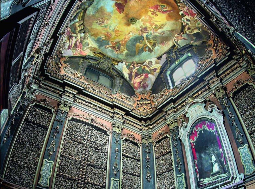 Dead interesting: S Bernardino alle Ossa, the 'bone church' in Milan