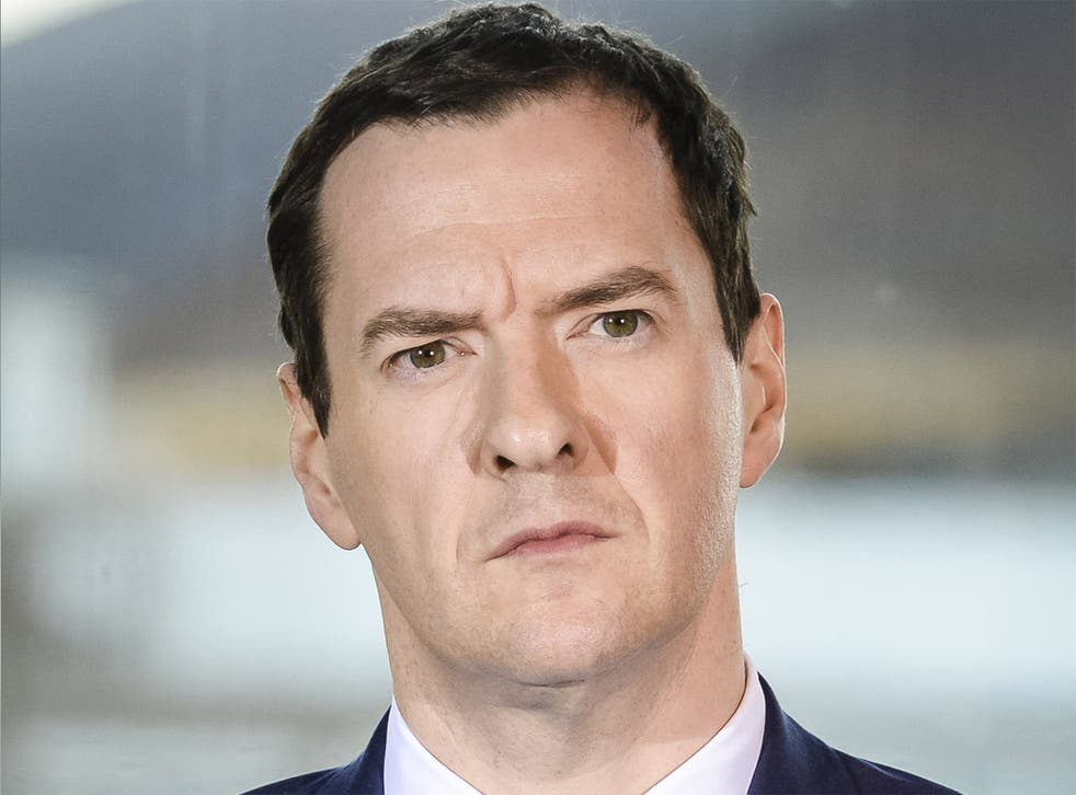 George Osborne: reform 'would help shops compete with online'