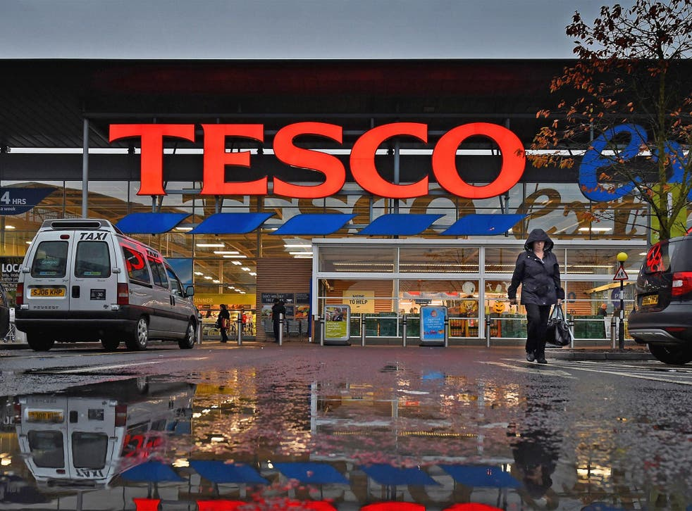 'We will not publish it again,' the Tesco spokesperson said