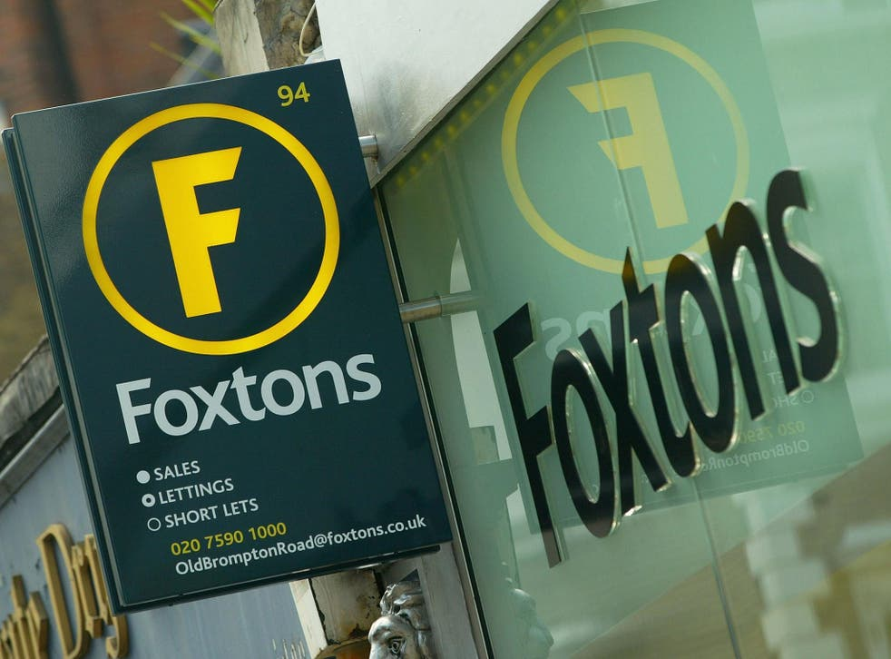 Foxtons is seen as a barometer for the London market
