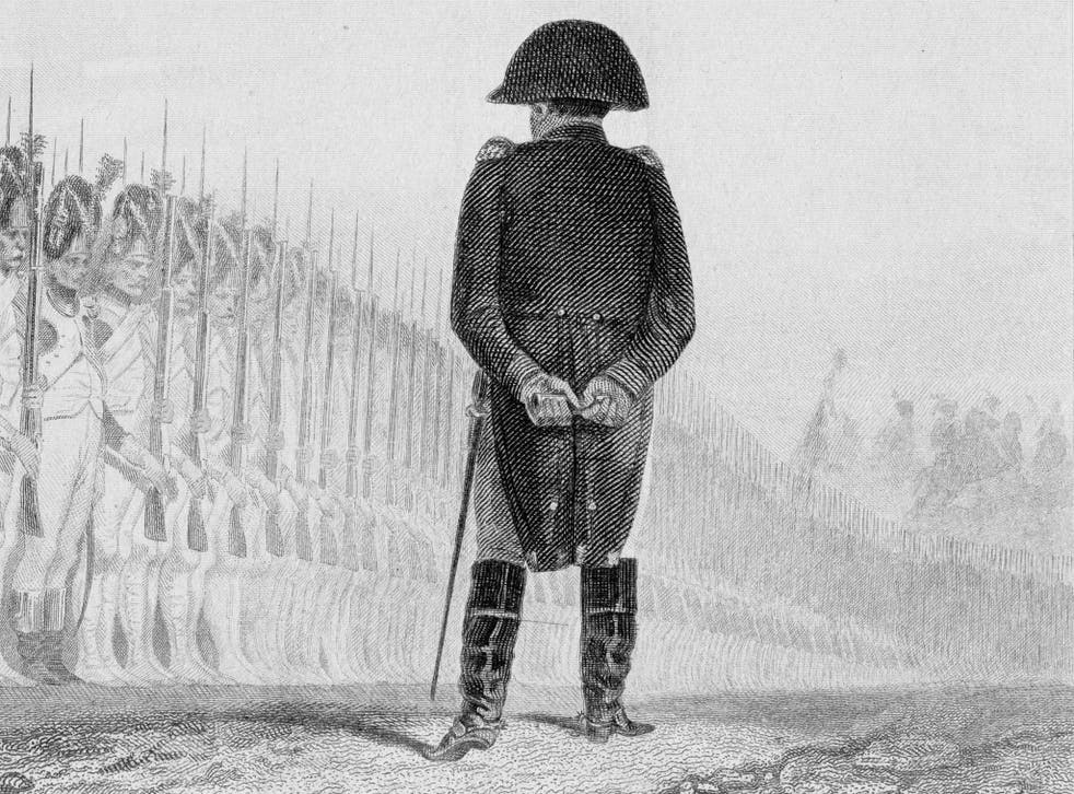 """The 'Napoleon complex' is named after the aggressive attempts of the 5'6"""" French general to compensate for his lack of stature."""