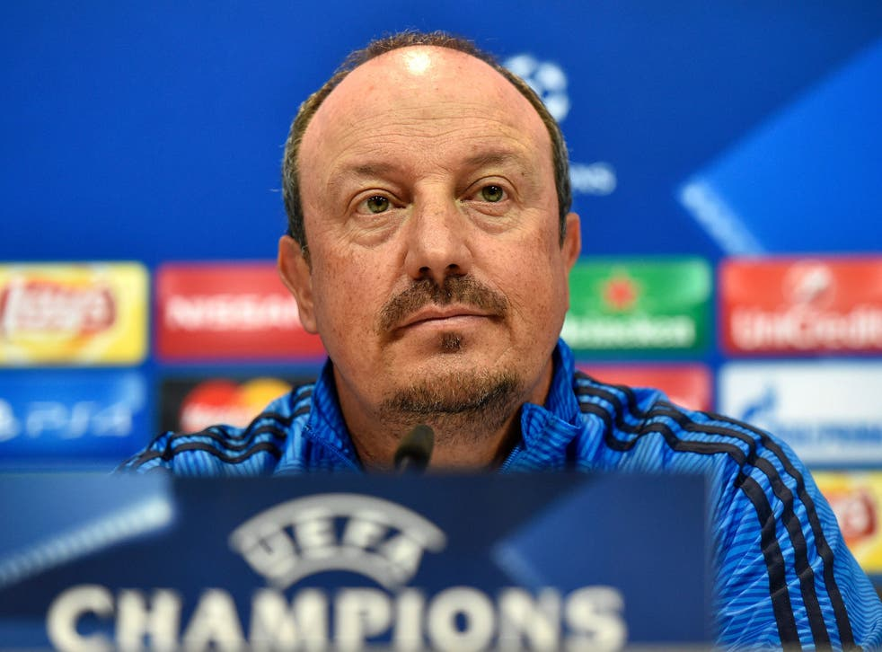 Former Real Madrid manager Rafa Benitez has been linked with the Newcastle job