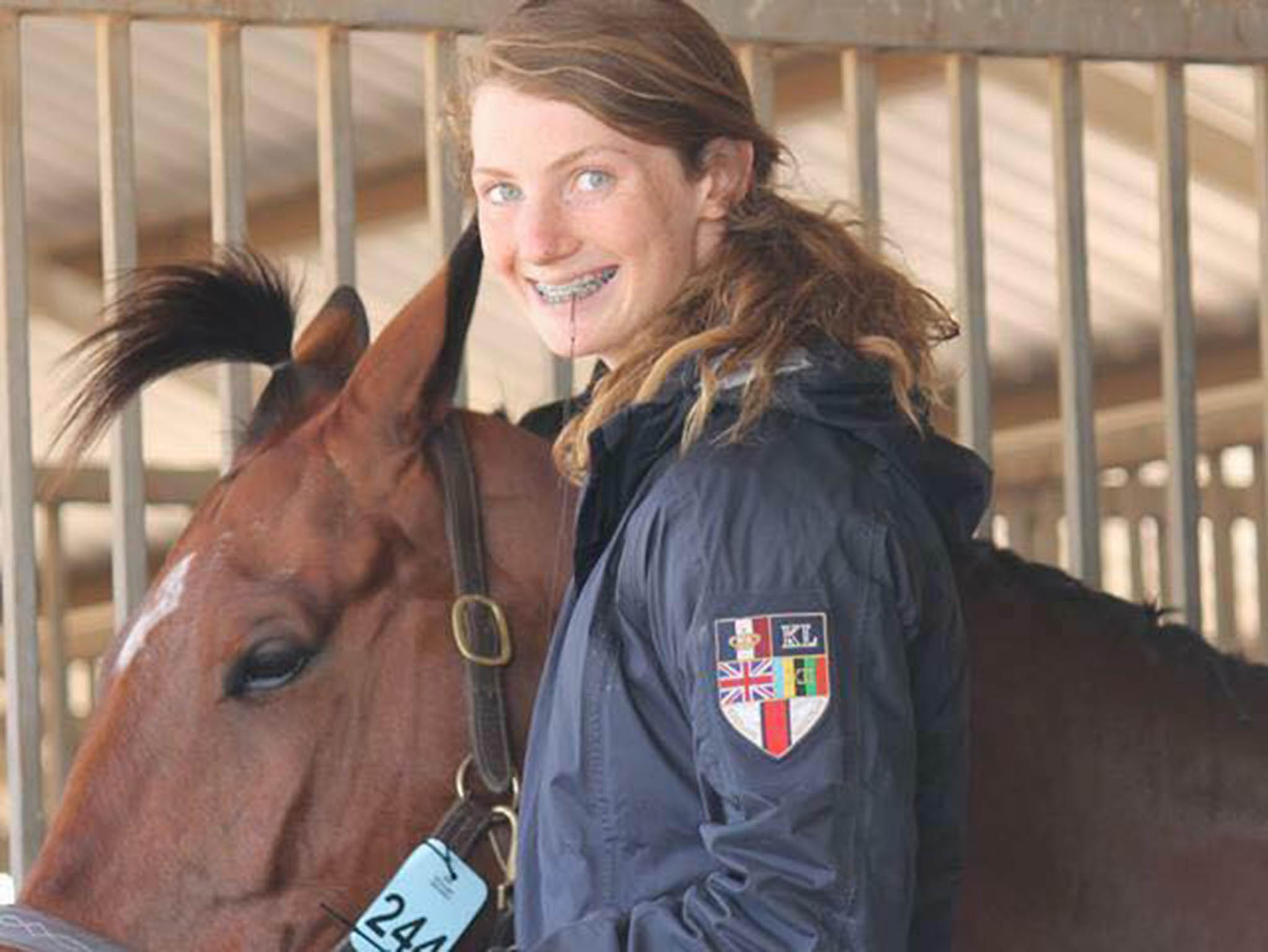 olivia inglis: young equestrian star crushed to deathown horse