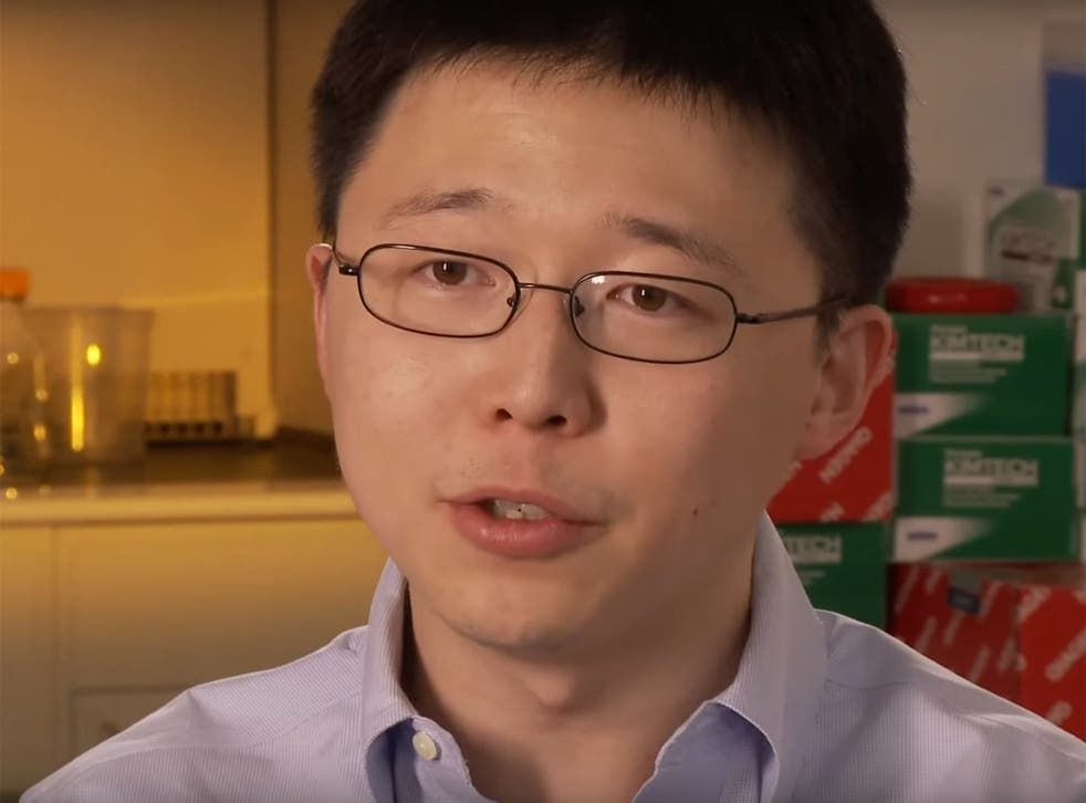 Snubbed: Feng Zhang of the Broad Institute in Cambridge, Massachusetts