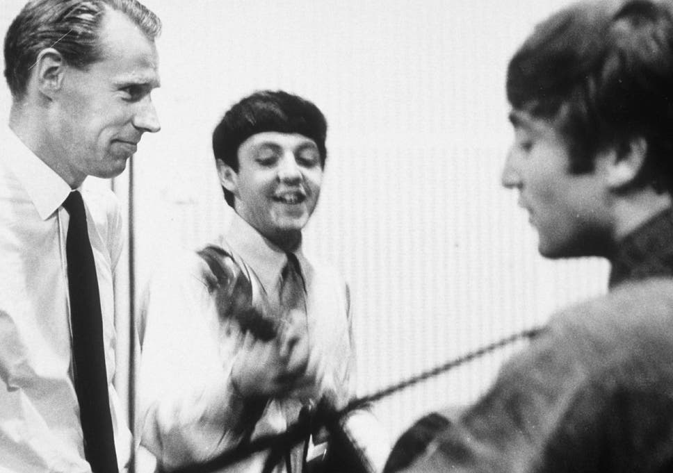 George Martin: From comedy record producer to the 'Fifth