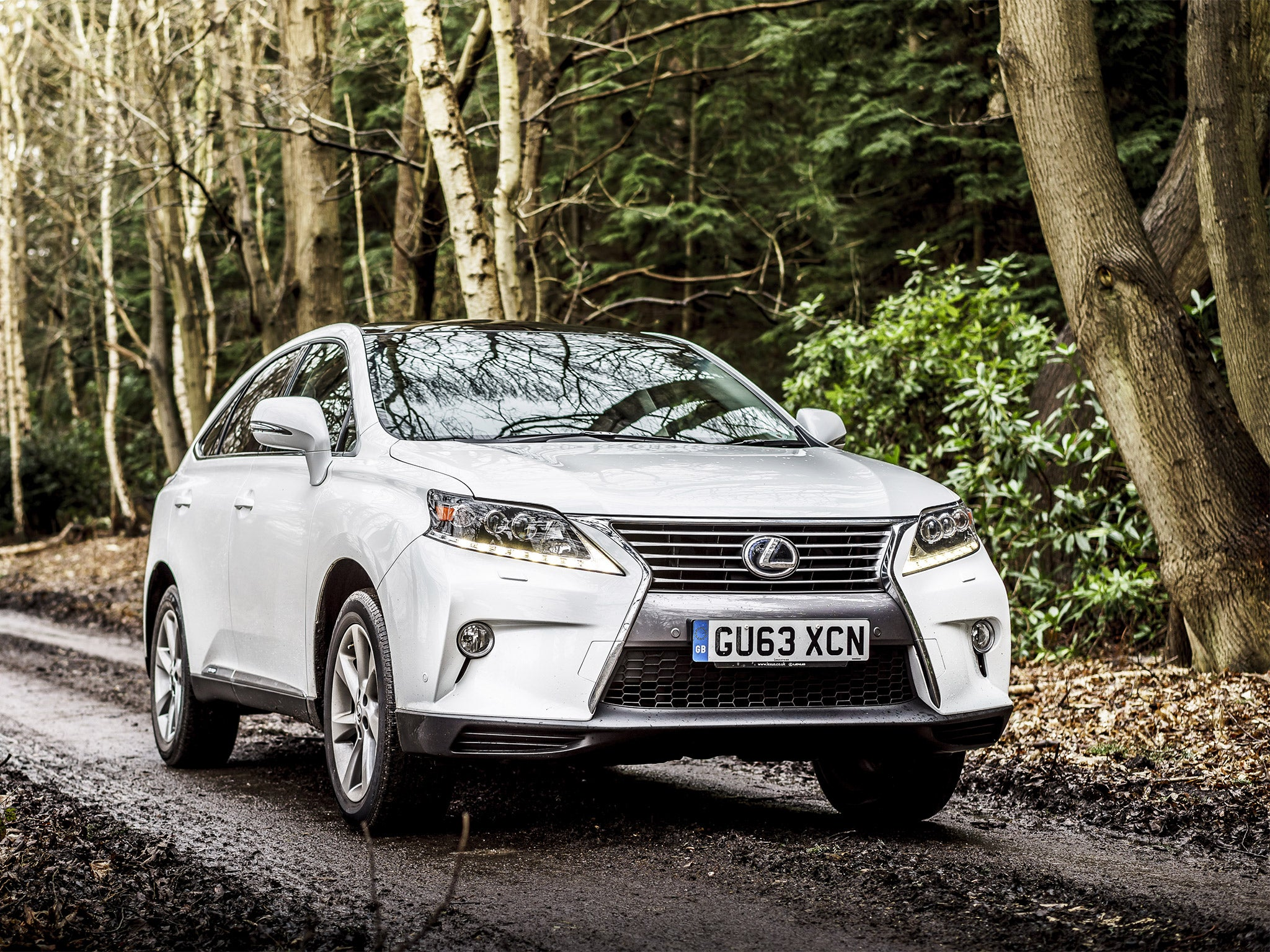 Lexus RX 450h, motoring review: This SUV hybrid's competitors have finally  caught up with it | The Independent