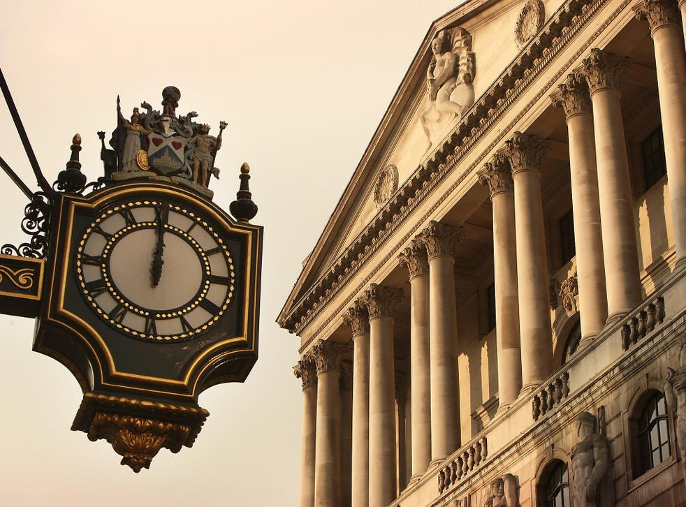 The Bank of England is under serious pressure to reconsider its capital rules