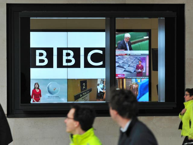 Supporters of the BBC aren't confident in the Government's handling of its future