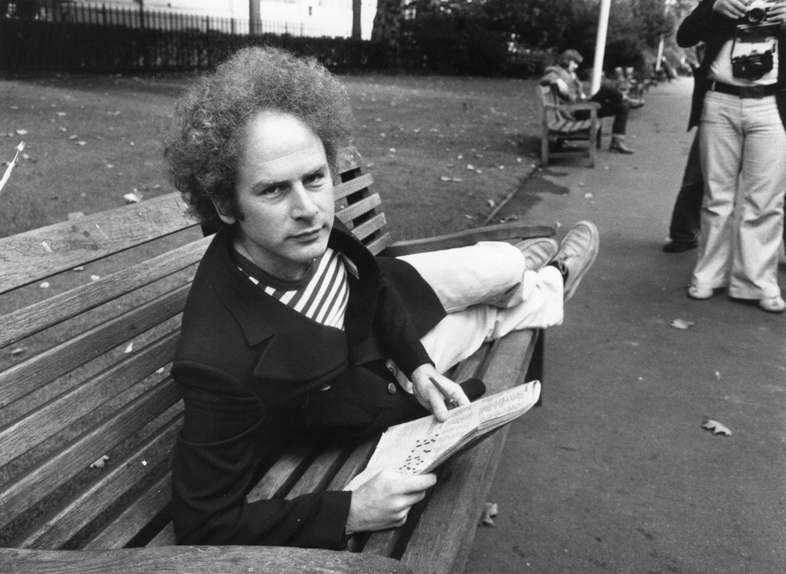 The Book List: A peek at Art Garfunkel's library – from Twain to Freud