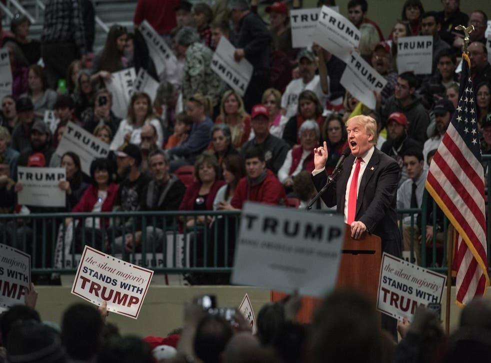 Trump voters aren't 'left behind' but hate diversity, study says