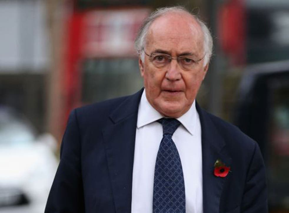 The former Tory leader Michael Howard is chairman of Soma Oil and Gas