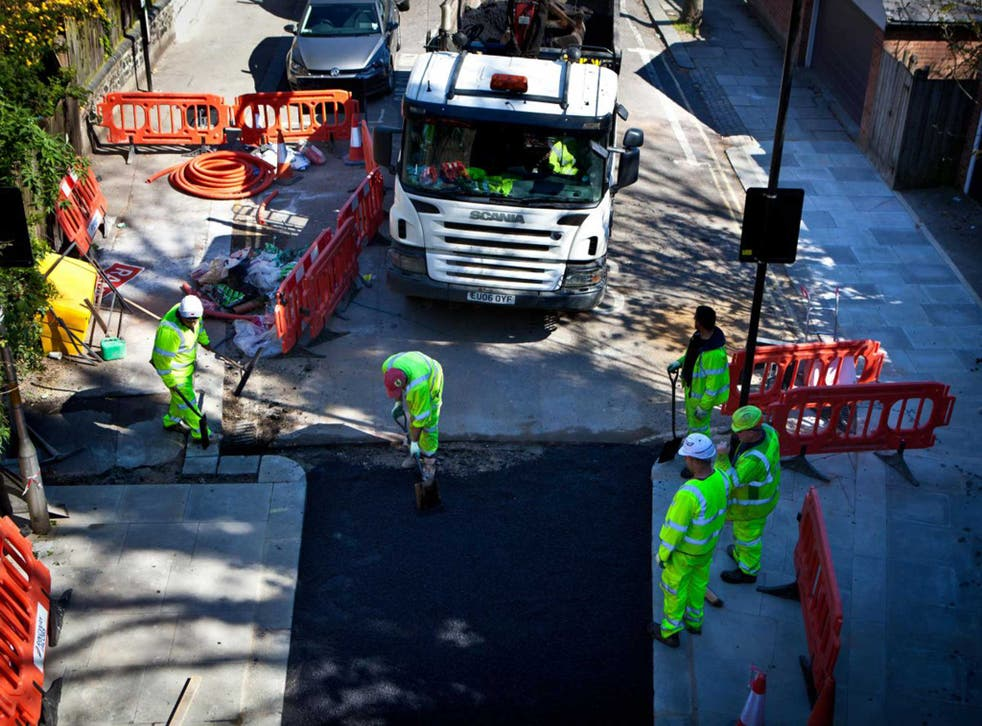 The council loans are used to improve roads, schools and local services, but the City's financial institutions are the ones reaping the biggest benefits