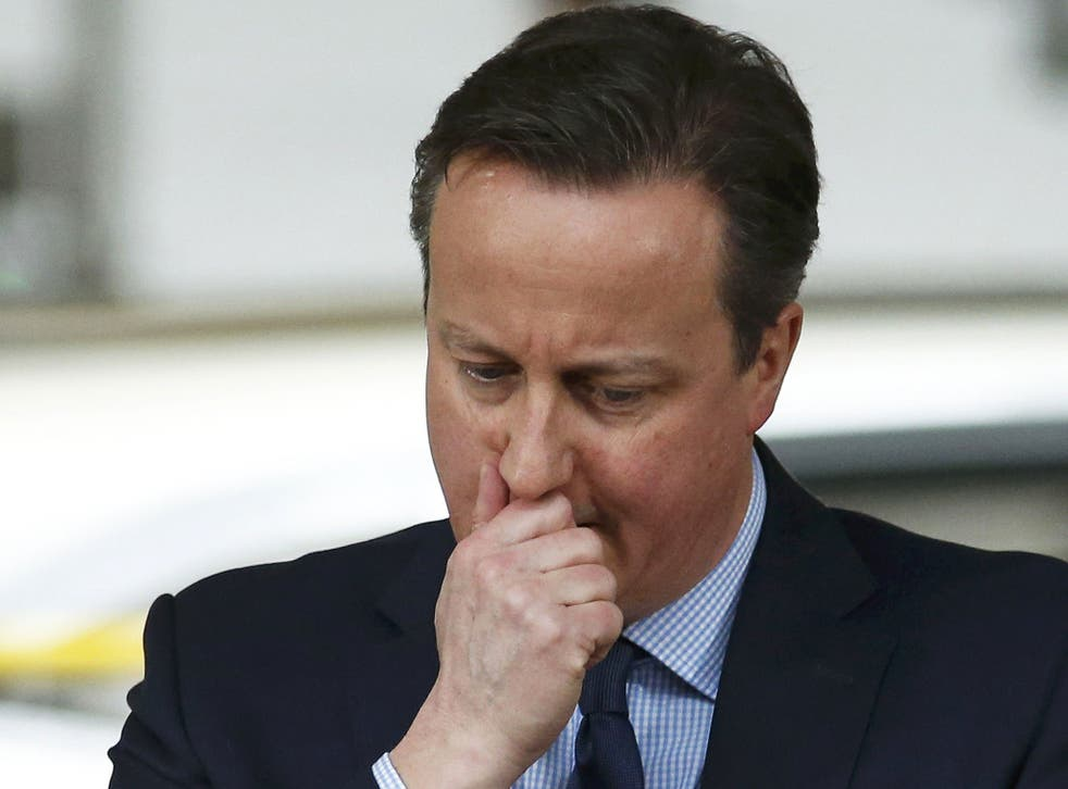 David Cameron is yet to personally comment on the reports