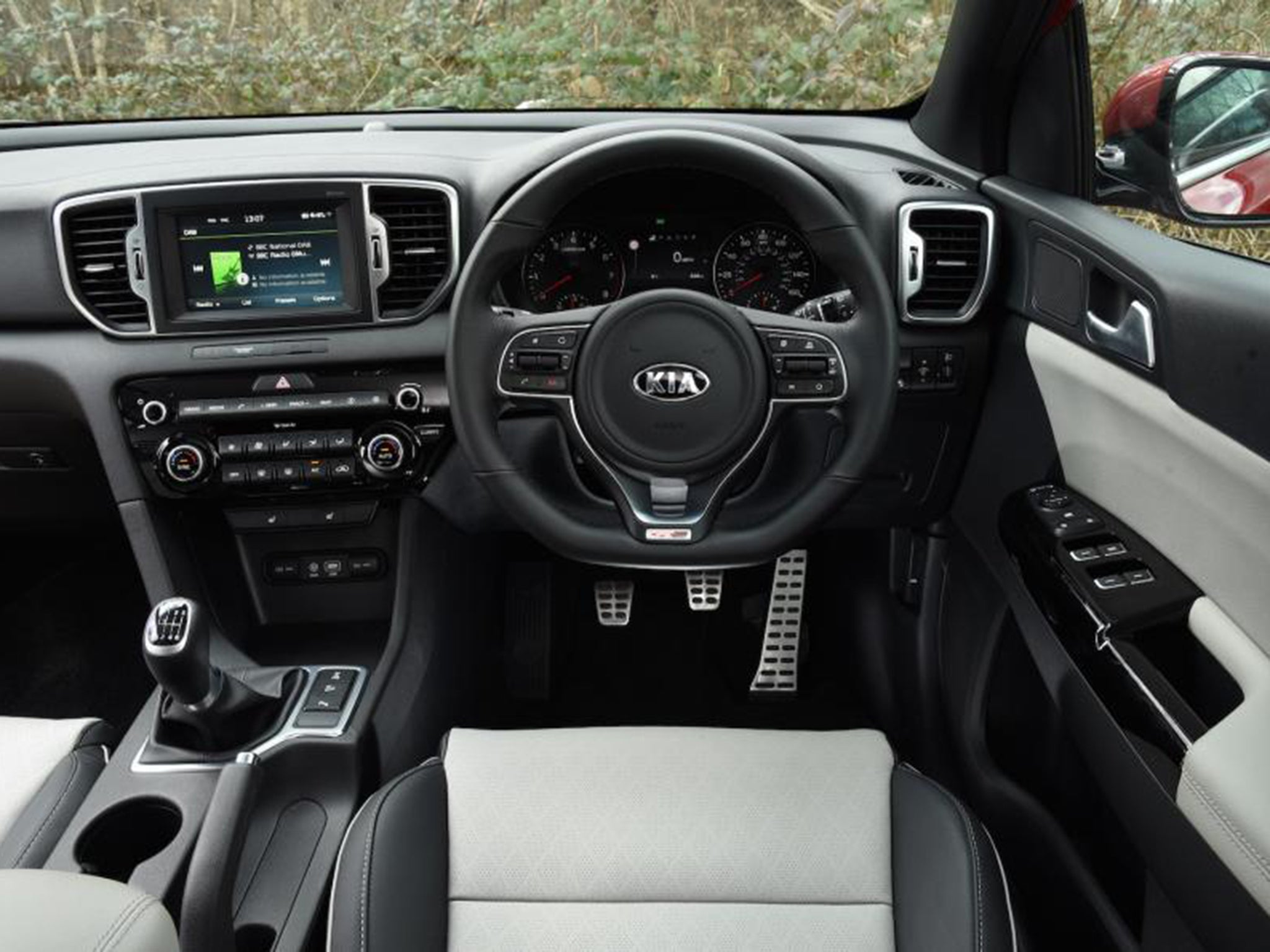 Kia Sportage 1.6 T-GDi GT-Line, car review: SUV looks more fun than ...