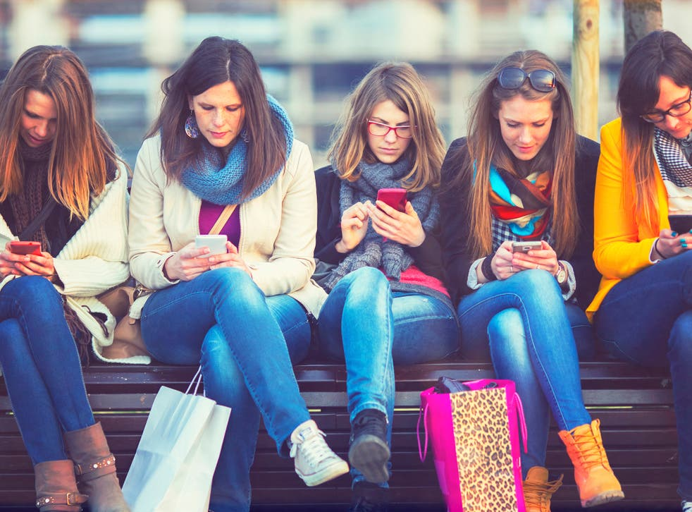 People who text and use social media more often are less interested in living a moral life