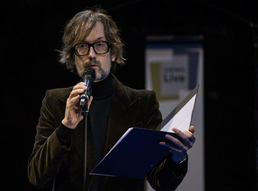 Pulp frontman Jarvis Cocker has been confirmed to read again at this year's Letters Live