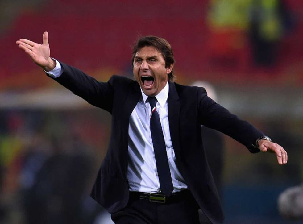 Are the talents of Antonio Conte overestimated by Chelsea's owner, Roman Abramovich?
