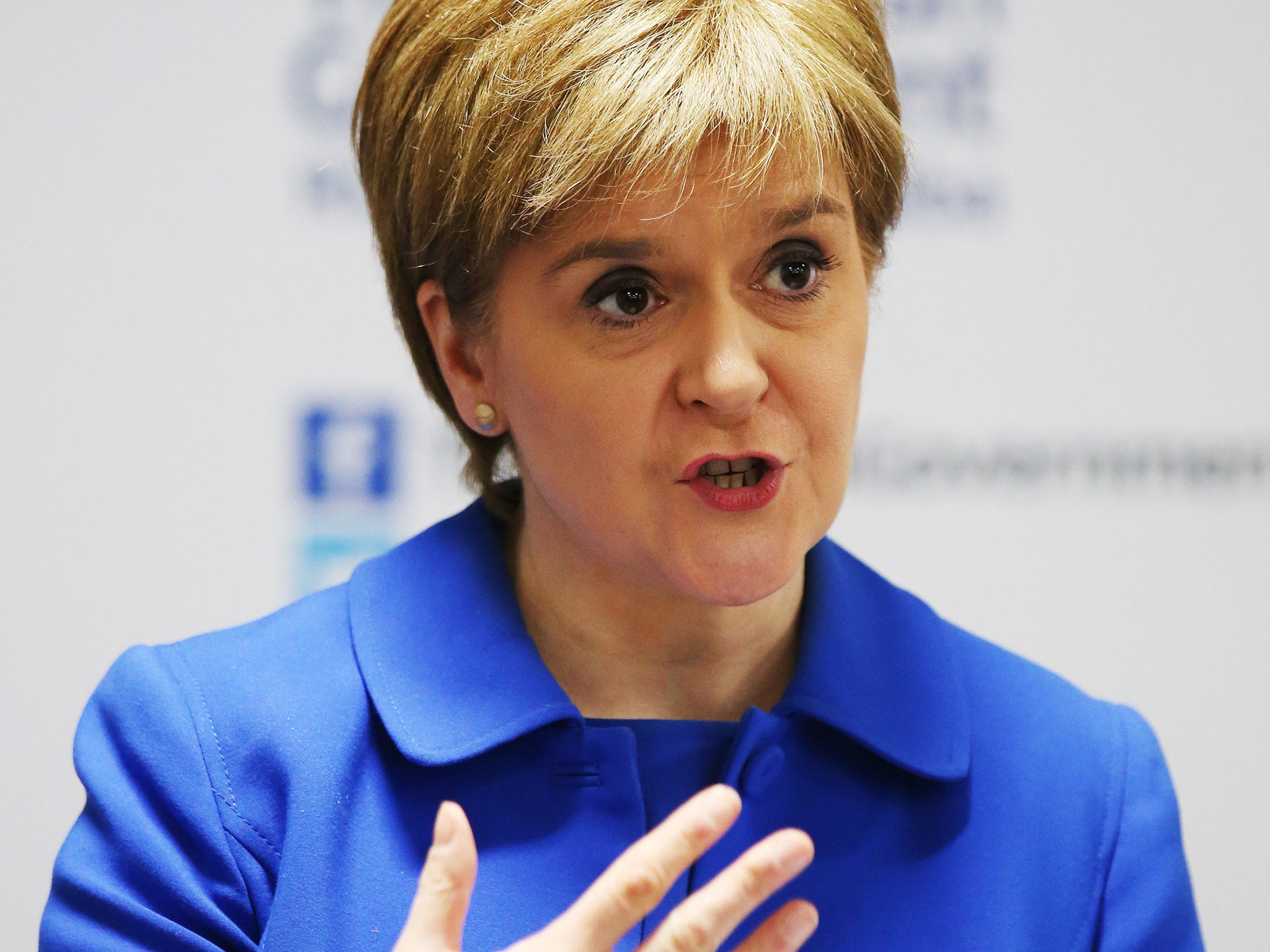 Nicola Sturgeon Says Raising Scotland S Top Rate Of Tax To 50p Would Cost 163 30 Million A Year
