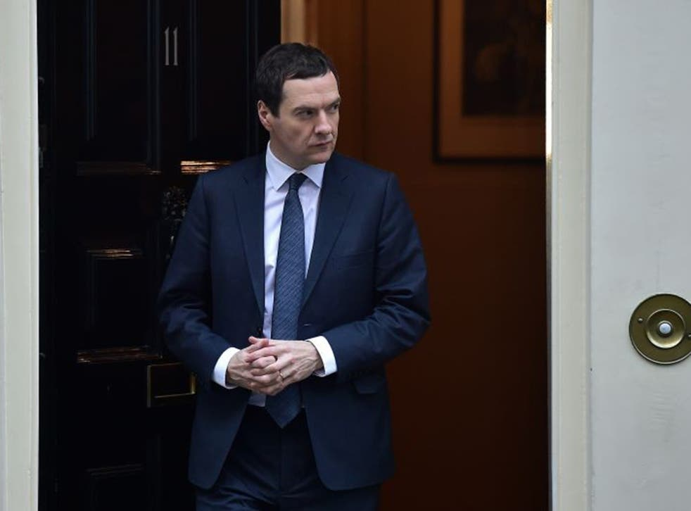 """Osborne wants to """"accelerate progress"""" towards the pledge of raising threshold to £50,000 at which people start paying 40p tax"""