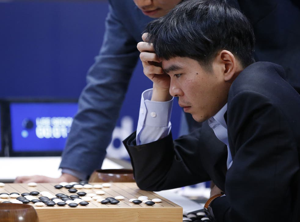South Korea's Lee Sedol is one of the world's top Go players