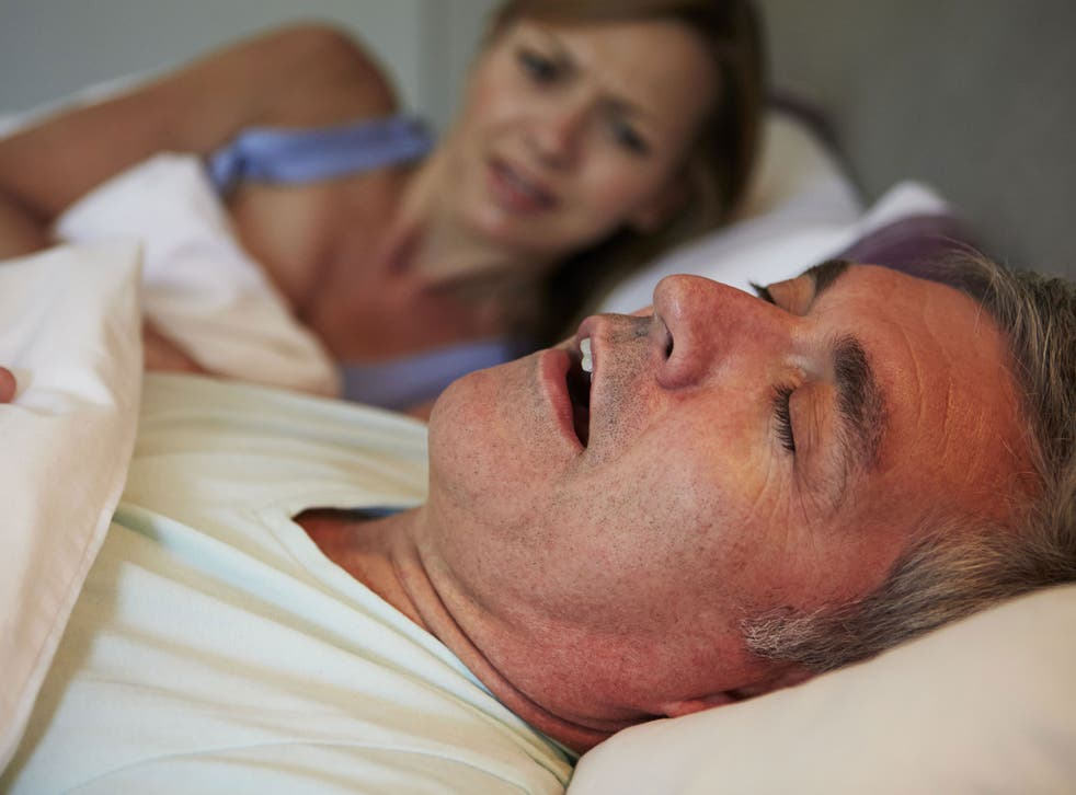 Researchers say there is a connection between snoring and worse cancer outcomes.