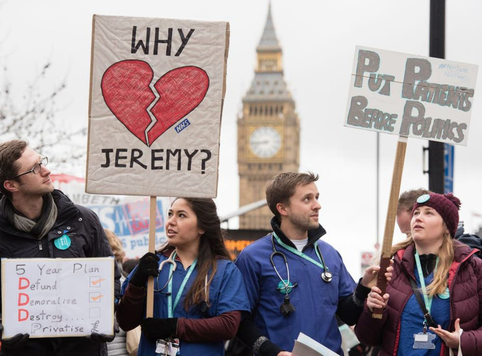 Striking junior doctors last week helped to define what A&E really means