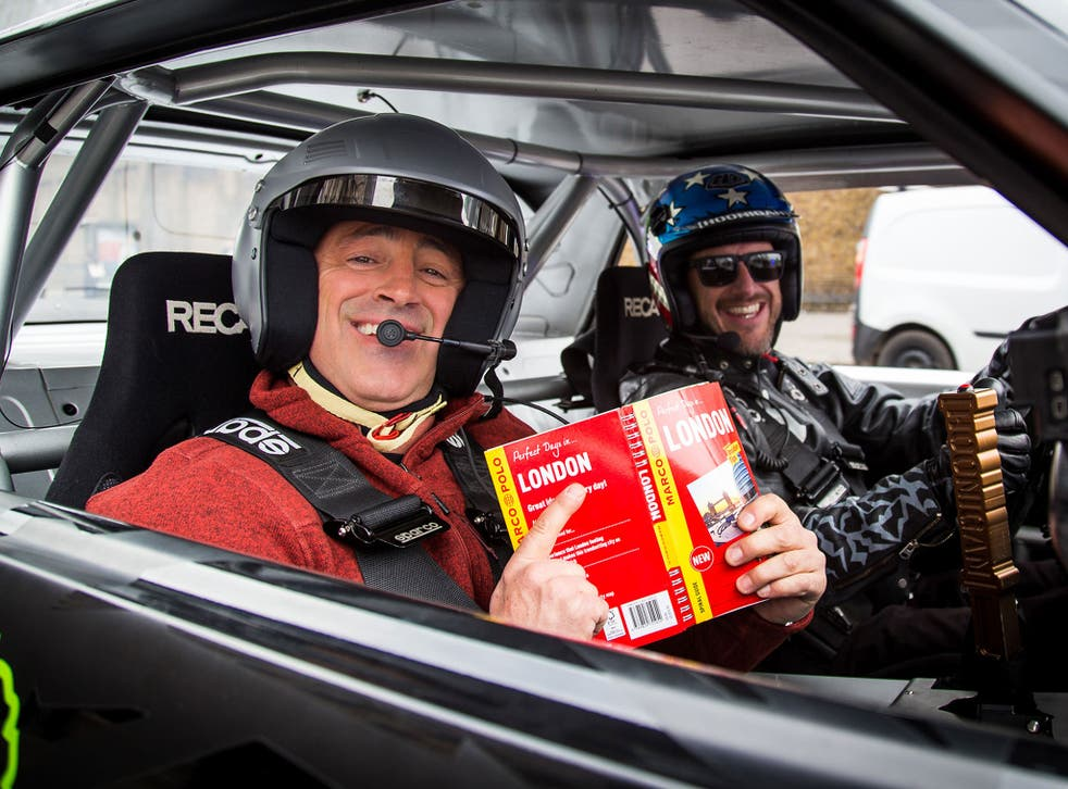 New Top Gear co-host Matt LeBlanc was the previous Star In A Reasonably Priced Car champion