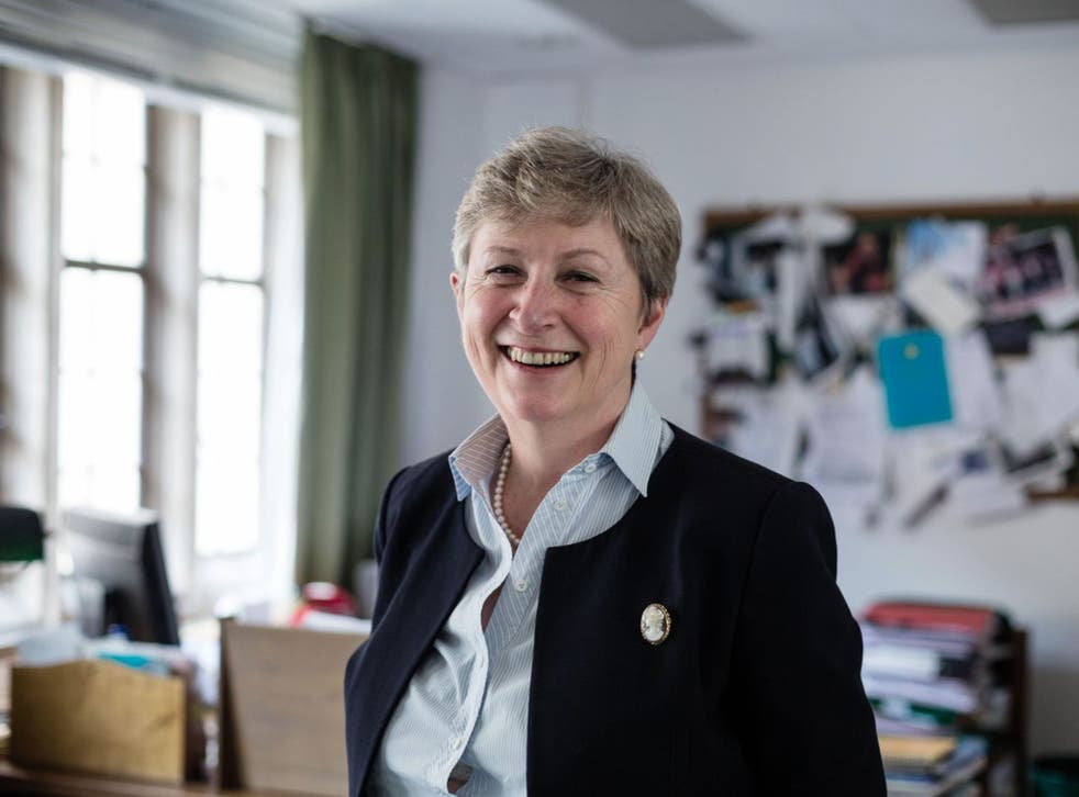 Gisela Stuart is the new chair of Vote Leave