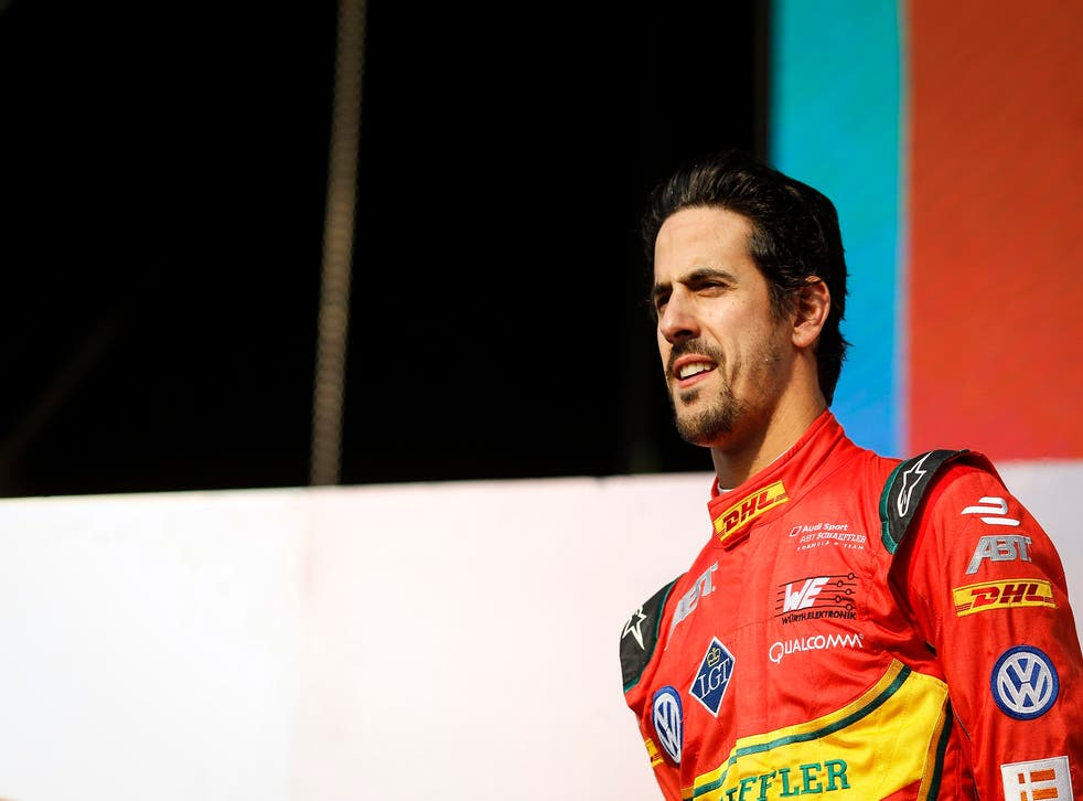 Lucas Di Grassi was excluded from the Mexico City ePrix result