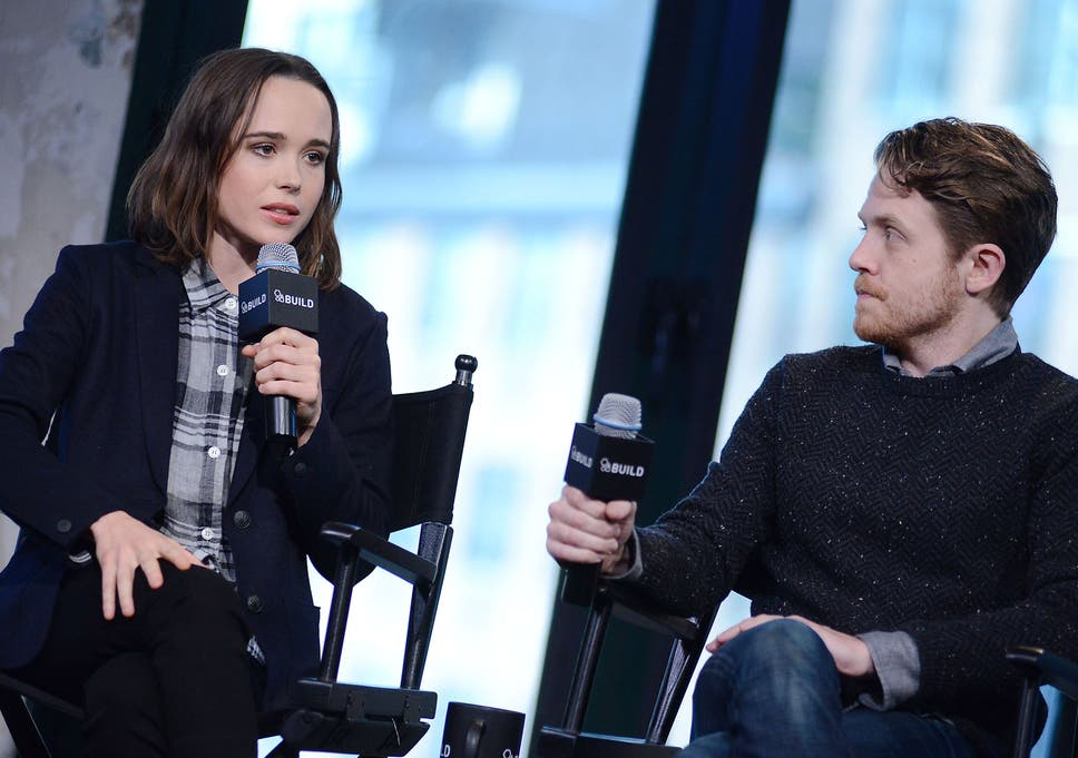 Ellen Page Describes Coming Face To Face With Serial Killer Of Gay