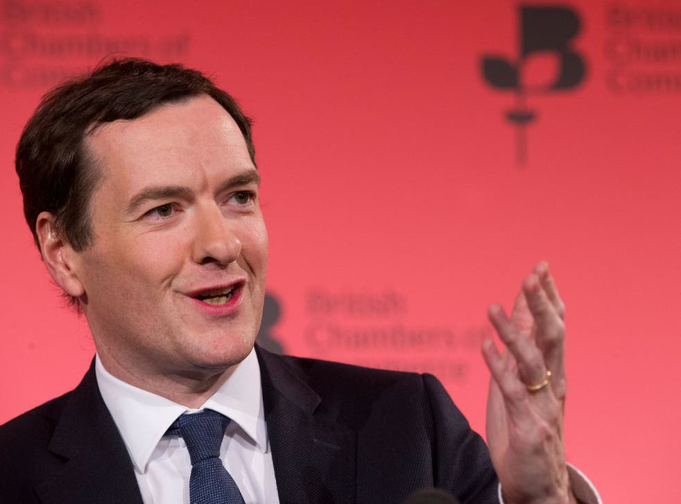 """""""By wounding Osborne, the hard right sees an opportunity to be rid of the liberalism it despises."""""""