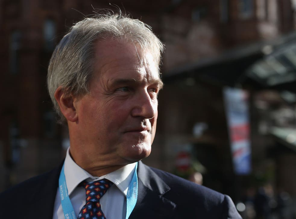 Former Northern Ireland Secretary Owen Paterson said there could be a 'debate' on shortening the legal abortion time limit