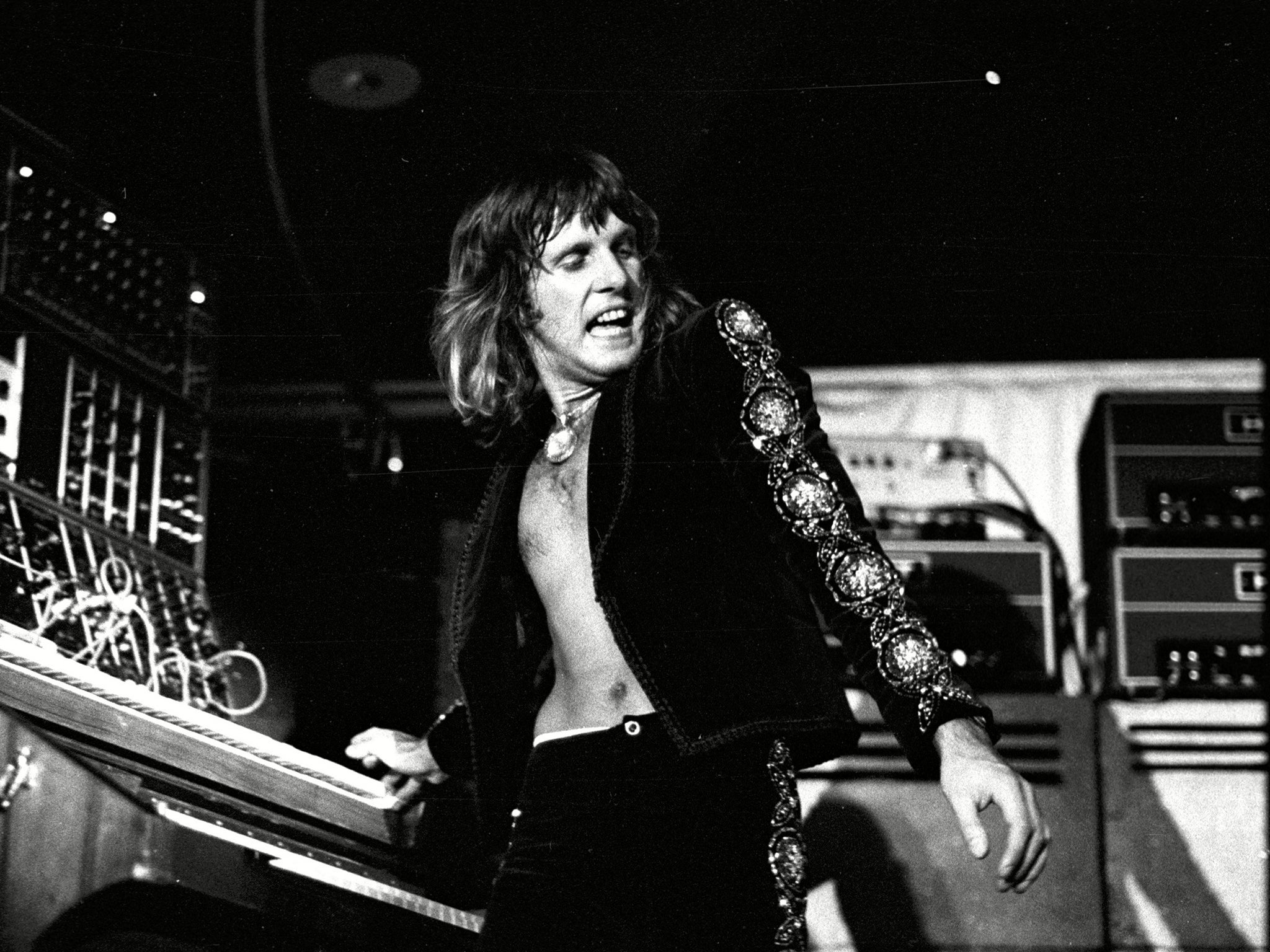 Keith Emerson Virtuoso Musician Whose Work With Elp And