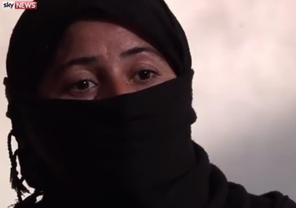 Victim says captors 'were not like humans'