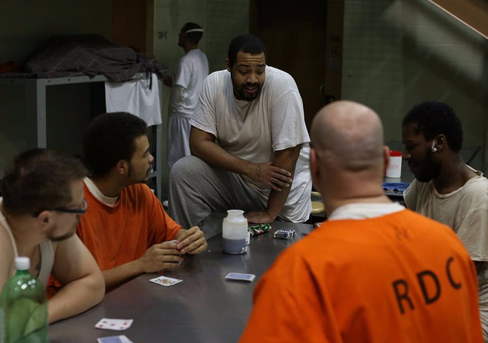7 people went undercover as inmates for 2 months, and they