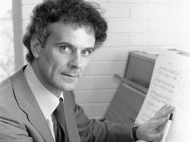 Maxwell Davies: he recalled being branded a 'traitor' for allowing tonality into his music
